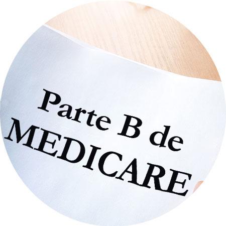 Medicare se divide en cuatro partes