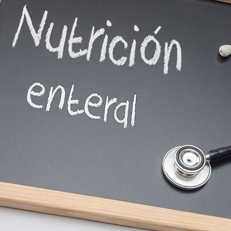 Imagen de nutrición enteral